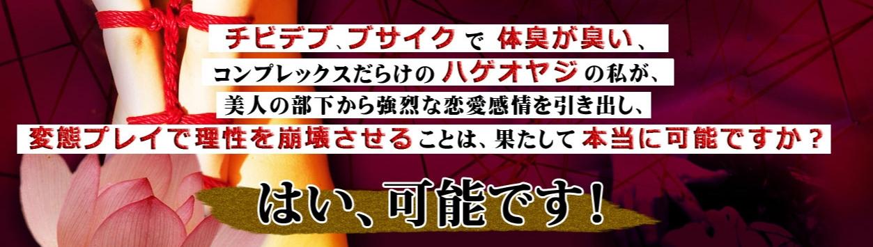 ドM美女完全覚醒術 by 株式会社ラバーズカレス、特典ありの本気レビュー