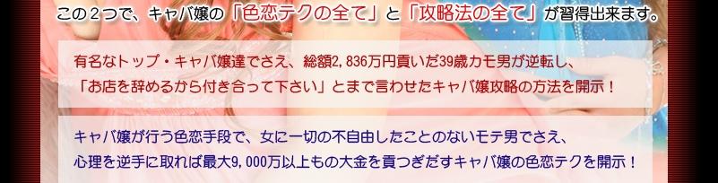 『キャバ嬢の真実』と『プロの攻略法』  <出水聡‐サトシ-キャバ嬢の真実> by 株式会社KABUTOの内容確認レビュー