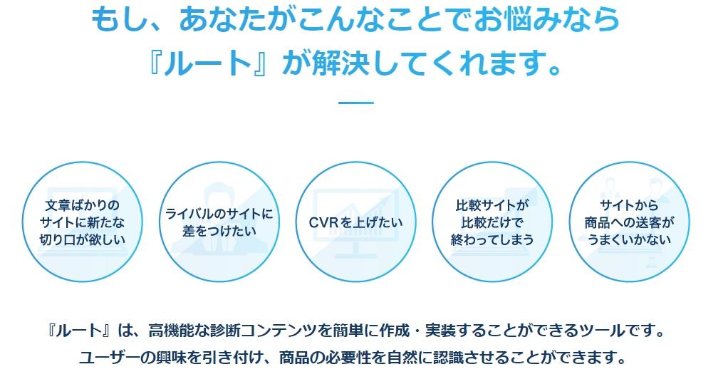 インフォトップ公式アフィリエイター向けツール『ルート』 by 株式会社ファーストペンギンの実践レビュー