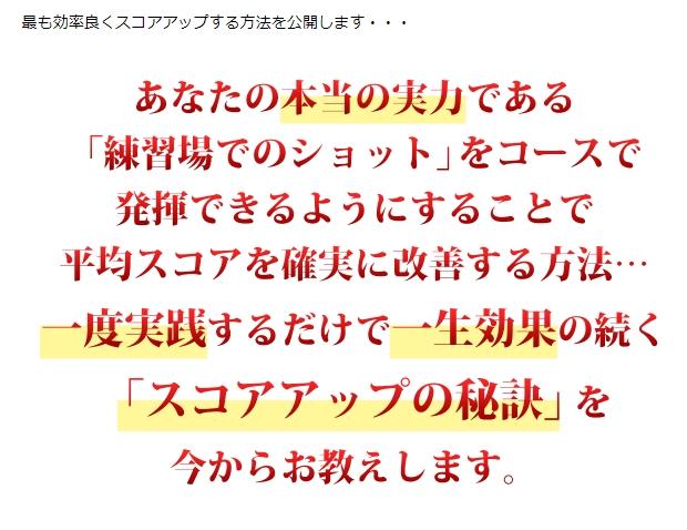 スコアメイクの秘訣 by レイアップ 株式会社(実質)キャッシュバックで入手!