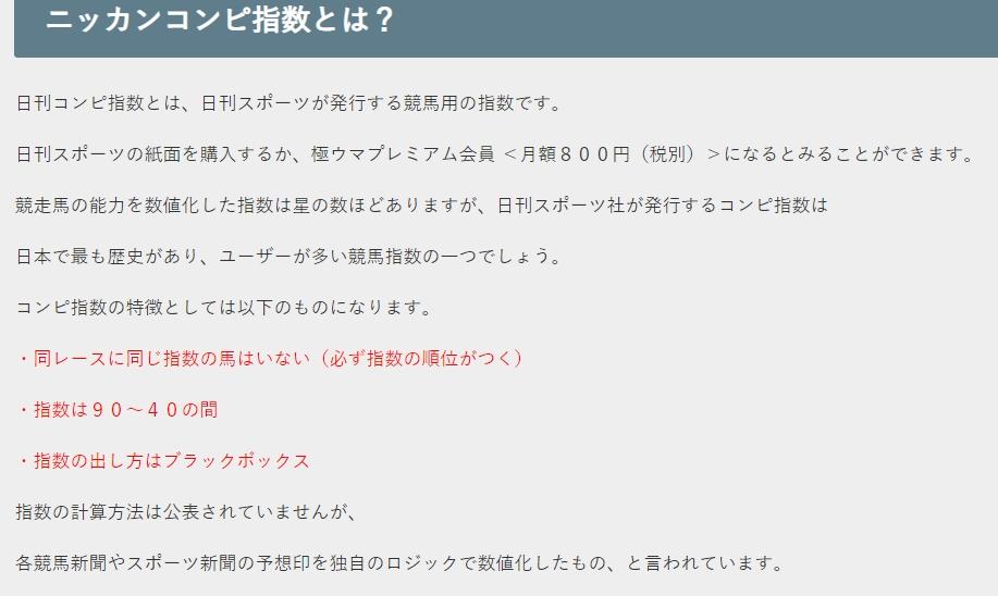 ニッカンコンピ指数 TARGET(ターゲット)自動取り込みツール by 野村 幸子の特典◎レビュー